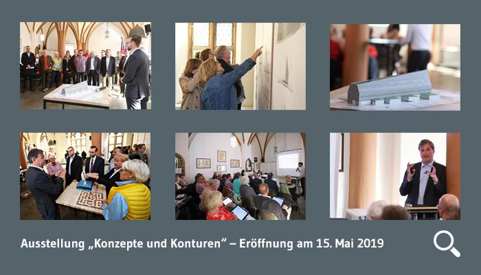 Bildergalerie Ausstellungseröffnung