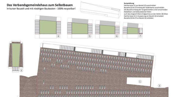 Bausatz VG Haus